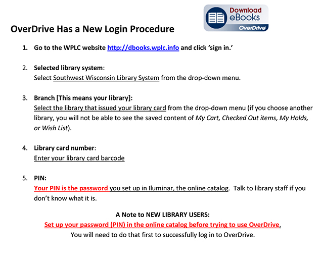 Overdrive-new-login-procedure